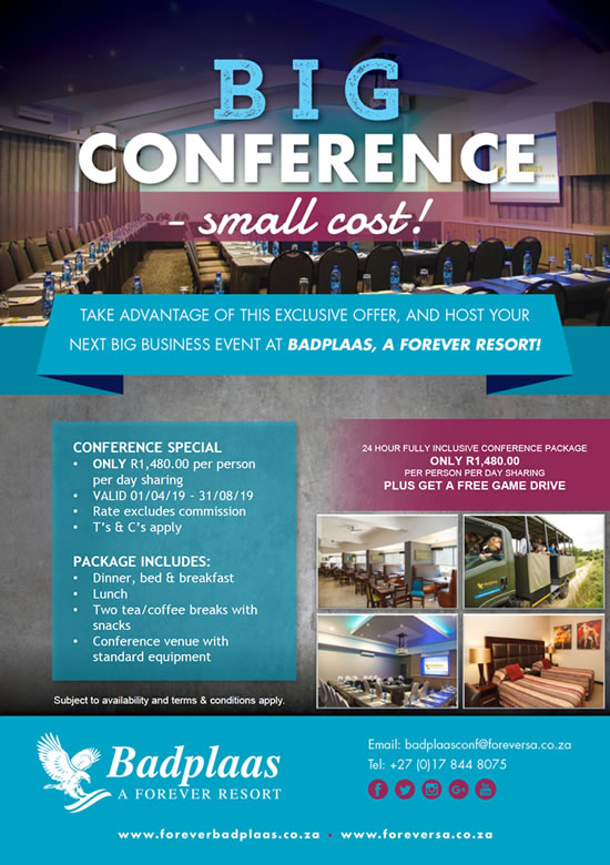 Big Conference - Small Cost