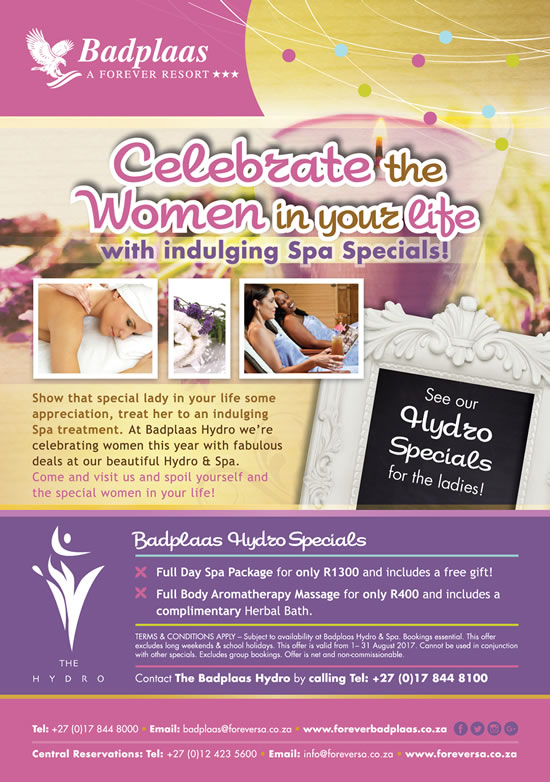 Celebrate The Women in Your Life With indulging Spa Specials!