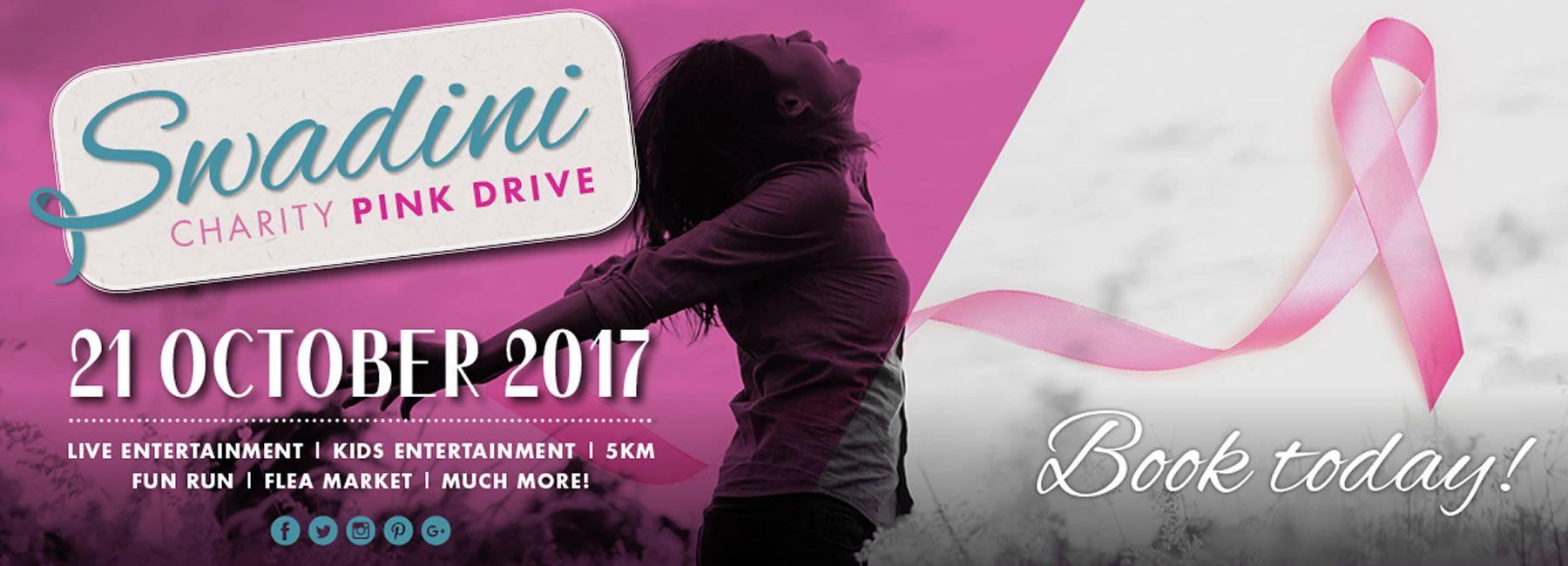 Swadini Charity Pink Drive 2017