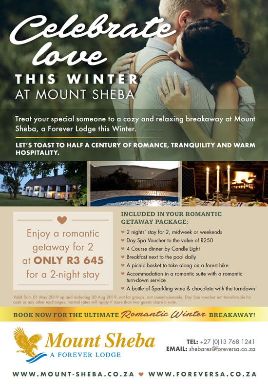 Celebrate Love This Winter At Mount Sheba