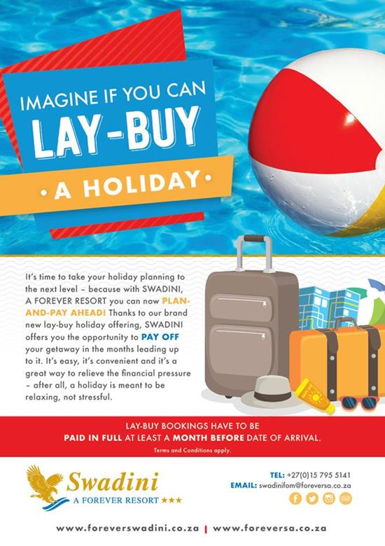 Imagine If You Can Lay-Buy A Holiday