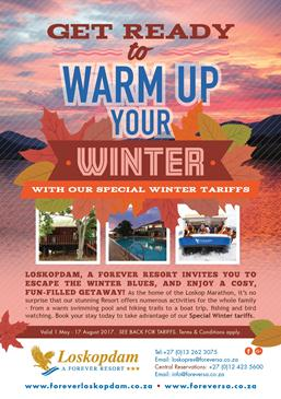 Warm Up Your WINTER With Our SPECIAL WINTER TARIFFS