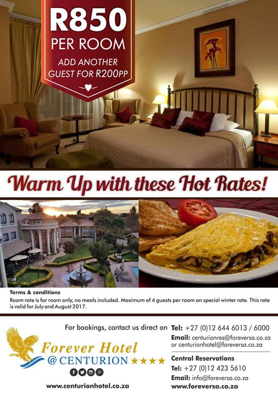 Warm Up This Winter With Our Hot Rates!