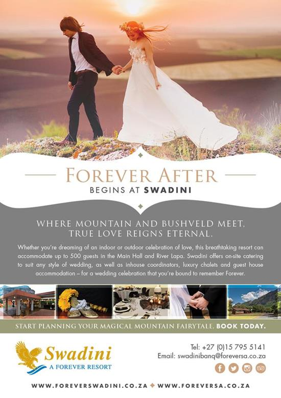 Forever After Begins At Swadini
